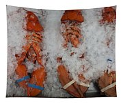 Lobster At Woodman's Tapestry