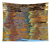 Lobster Trap Reflections Tapestry