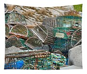 Lobster Traps  Tapestry