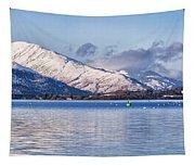 Loch Lomond Panorama Tapestry