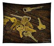 Locksmith - Rejected Keys Tapestry