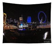 Downtown London Tapestry