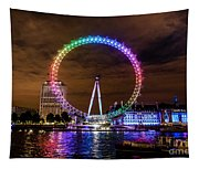 London Eye Pride Tapestry