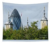 London Towers Tapestry