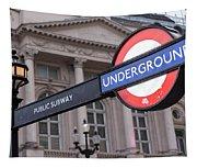 London Underground 1 Tapestry