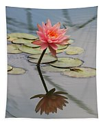 Lone Beauty  Tapestry