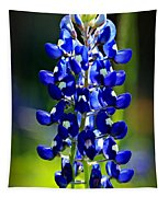 Lone Star Bluebonnet Tapestry