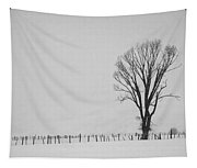 Lone Tree Tapestry