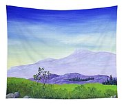 Lonely Mountain Tapestry