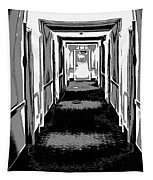 Long Hallway Tapestry