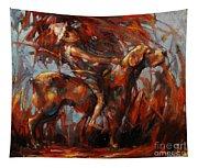 Long Journeys Dream Tapestry