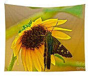Long-tailed Skipper Tapestry