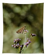 Long-winged Skipper Butterfly Tapestry