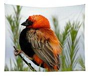Lonley Bird Tapestry