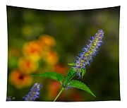Look At Me Garden Tapestry