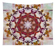 Look Into The Center Tapestry