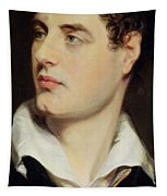 Lord Byron Tapestry