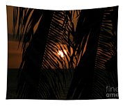 Lost And Found In Sunset Land Tapestry