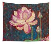 Lotus Dream Tapestry