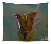 Lotus Leaf Tapestry