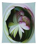Lotus Mirror Tapestry