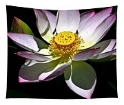 Lotus Of The Night Tapestry