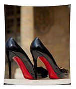 Louboutin Heels Tapestry