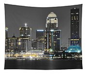 Louisville Lights Up Tapestry