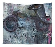 Love For Motorcycles Tapestry