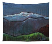 Love For Pikes Peak Tapestry