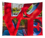 Love In City Park New Orleans Tapestry