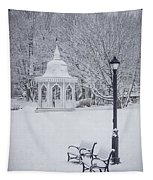 Love Through The Winter Tapestry
