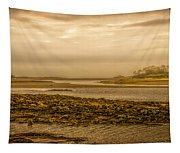 Low Tide Cape Porpoise Maine Tapestry