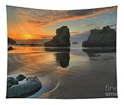 Low Tide Giants Tapestry