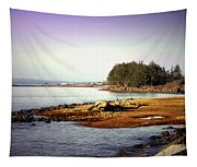 Low Tide Revelations Tapestry