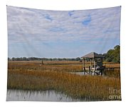 Lowcountry Playground Tapestry