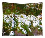 Lowcountry Snow Tapestry