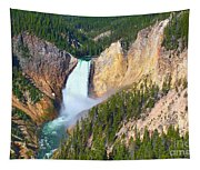 Lower Falls Yellowstone 2 Tapestry