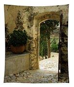 Lower Preveli Monastery Crete 3 Tapestry