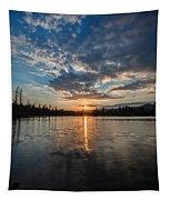 Lower Sunset Lake Tapestry
