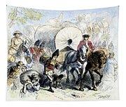 Loyalists & British, 1778 Tapestry