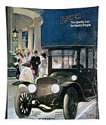 Lozier Cars - Vintage Advertisement Tapestry
