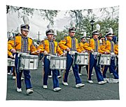 Lsu Marching Band Tapestry
