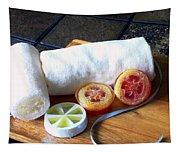 Luffa Soap Tapestry
