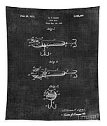 Lures Eger Patent 036 Tapestry
