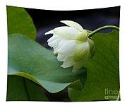 Luscious Lotus Tapestry