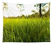 Lush Grass Tapestry