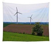 Luxemburg Views Tapestry