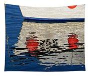 Lyme Regis Harbour - December Tapestry