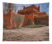 Mabel Dodge Luhan House  Tapestry
